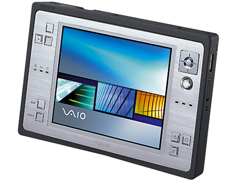 VGN-U50 拡大写真